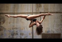 ARTISTIC / ACROBATIC POLE DANCE VIDEOS