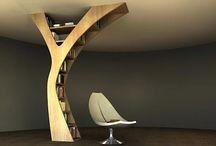 kitaplik & bookshelf