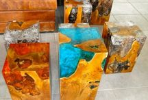 Dřevo inspirace