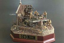 Military models