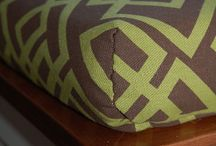 Bench Cushion Cover