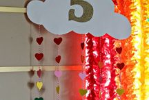 Rainbow Heart Party and Fun / by Kelly Beekman