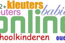 onlinekinderen / Alles voor en over kinderen (0-18 jaar) dat online te vinden is.