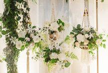 ślub dekor