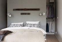 Interiors: master bedroom
