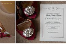 weddings: details.