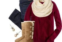 Winter~Fall Outfits / Winter Outfit