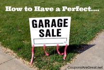 Garage Sale & Moving Tips