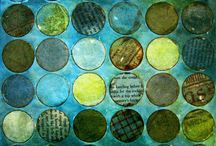mixed media & collage / by jan melick weintraub