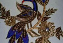 Buttas or small designs