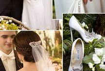 Twilight. / wedding inspiration, fashion and accessories. but only at Twilight saga. ex :  breaking dawn