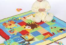 Fabric toys