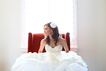Photography // Wedding - Bridal Portraits / by Rachel | Postcards from Rachel