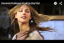 Gecenin Kraliçesi / Star Tv'de yayınlanan, başrollerini Meryem Uzerli, Murat Yıldırım ve Uğur Polat'ın paylaştığı Gecenin Kraliçesi dizisi