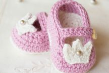Baby crochet ideas / My best pins for baby crochet