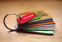 Key tags / Key tags with barcodes for membership tracking