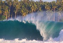 Surfing on Nias Island / Nias is know for its world class waves. This is a collection of images and information about surfing around Nias