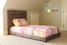 decorating loft/bedroom