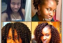 Natural Hair DIY / Learn to create great natural hair styles and so much more..
