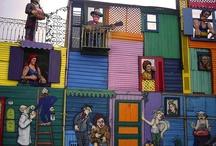 Lugares en el mundo - ARGENTINA / by Sonia Oh