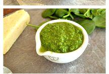 saucen/Dips/Pesto