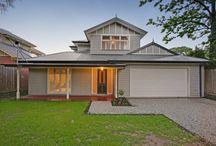 Weatherboard home design