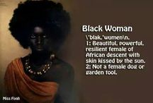 I Am Black and You Are.