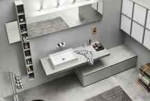 Bathroom Furniture & Accessories / EKA Group represents brands such as Inda, Antonio Lupi, Noken, Fantini, etc.