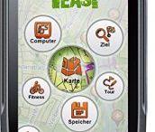 Kerékpár GPS