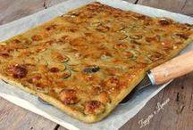pizza focacce