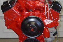 Ford Y-block engine / Ford engine 312