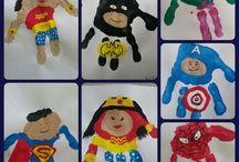 Super hero activities