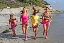 Running Skirts Mothers Day Photo Shoot