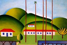 :: Artist : Tarsila do Amaral ::