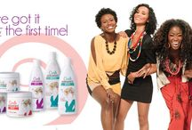 Product Spotlight: Curls Unleashed  / Curls Unleashed™ is a full line of products to help prep, style and maintain your natural curls. Curls Unleashed™ products and are made with natural ingredients like safflower oil, sweet almond oil, and shea butter to help deliver the moisture and curl definition your natural curls crave but without the crunch or flakes.