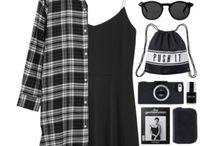 Outfits / Jeitos de se vestir.