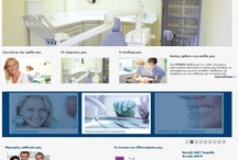 Dental Website Design / website design for dentists, dental groups etc