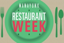 Spring Manayunk  Restaurant Week / by Manayunk.com