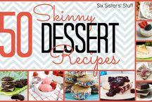 skinny desserts