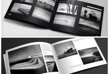 Librologie - Portfolios / Diseños de Portfolios impresos