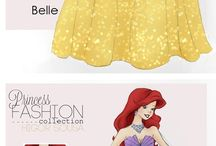 Disney Inspired Dresses
