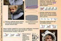 capuchas y bufandas