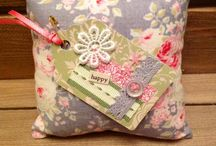 little blue bird's creativity  / Hand made with love and care.