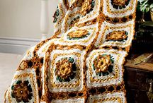 Crochet Afghans & Blankets / by Jeri Whitehorn Rtwr