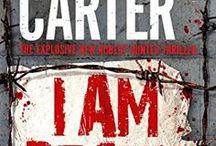 Chris Carter no.1 thriller / Thriller, ktery Vas nenecha spat. Zatim 7. dil