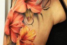 Tatuajes / Lirios asiaticos