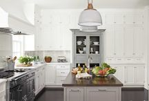 kitchens / Paint colors / by Cheryl Miller