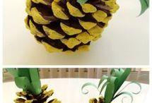 fruit knutselen