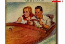 Cherry Lake Series, Montana Born