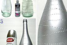 deco bouteille